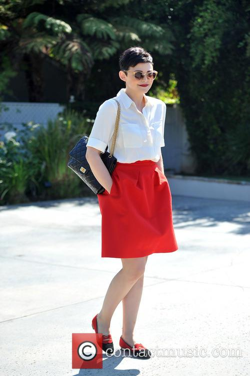Ginnifer Goodwin and Ginnfer Goodwin 2