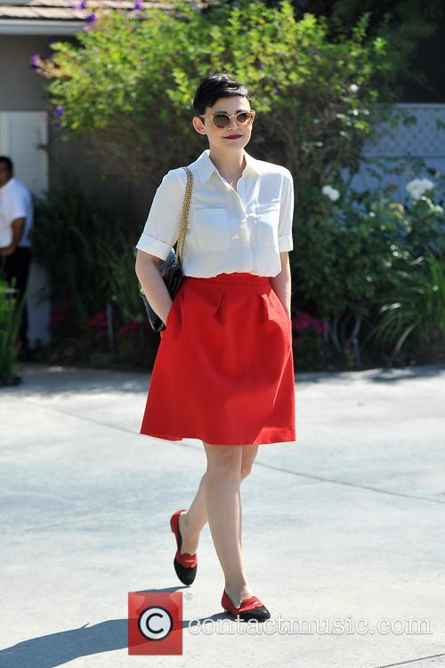 Ginnifer Goodwin and Ginnfer Goodwin 4
