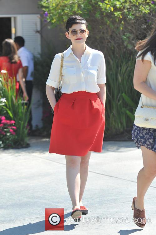 Ginnifer Goodwin and Ginnfer Goodwin 1
