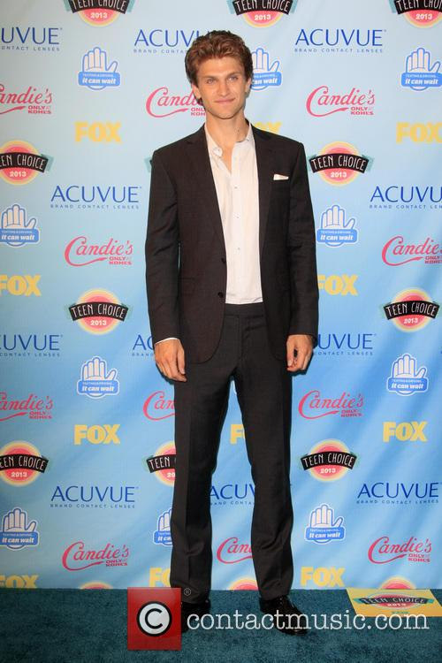 Teen Choice Awards and Keegan Allen 4