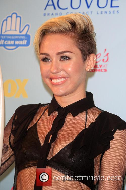 Miley Cyrus Teen Choice