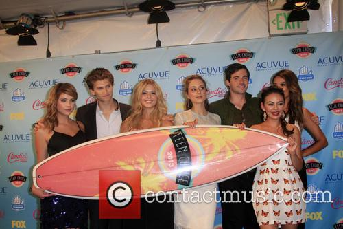 Teen Choice Awards 2013 Press Room
