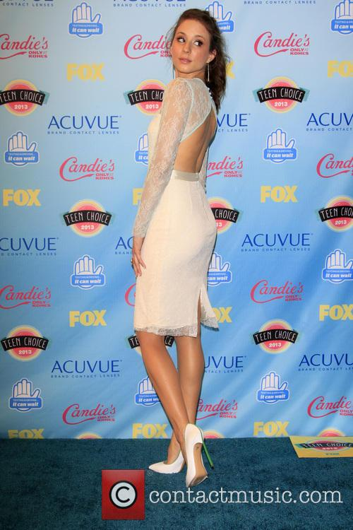 Teen Choice Awards and Troian Bellisario 2