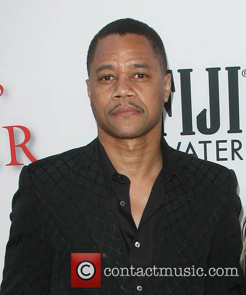 Cuba Gooding Jr., LA Live Regal Cinemas