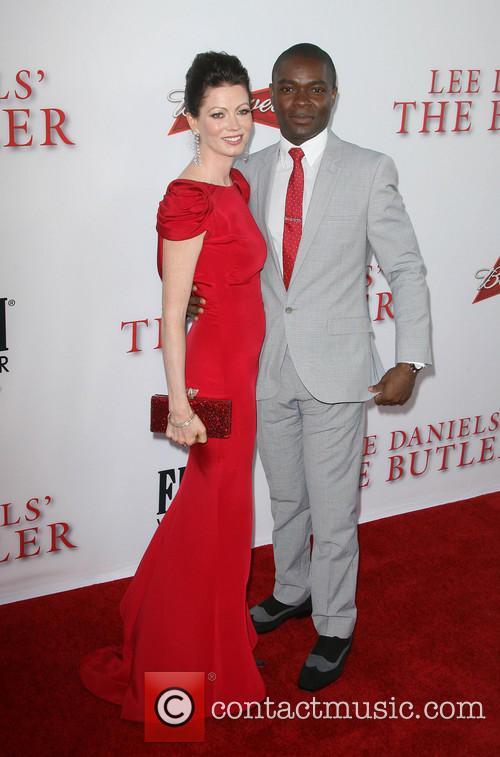 David Oyelowo and Wife Jessica Oyelowo 2