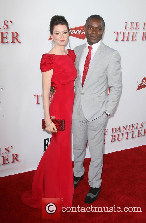 David Oyelowo and Wife Jessica Oyelowo 1