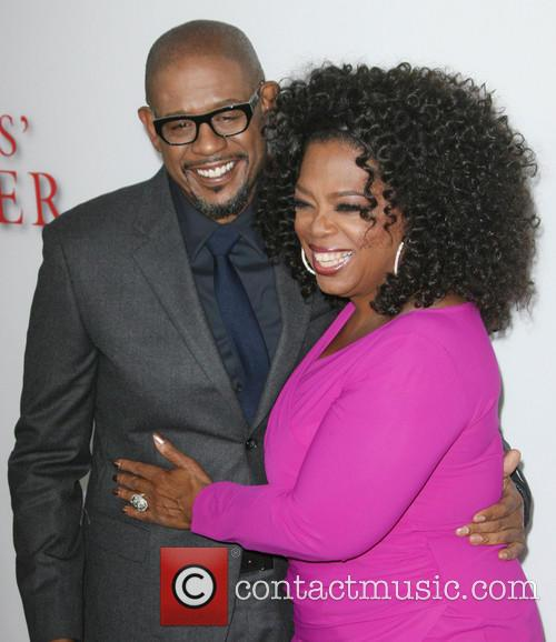 Forest Whitaker and Oprah Winfrey 2