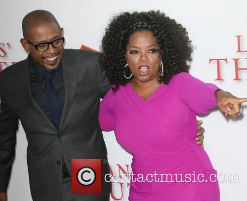 Forest Whitaker and Oprah Winfrey 4