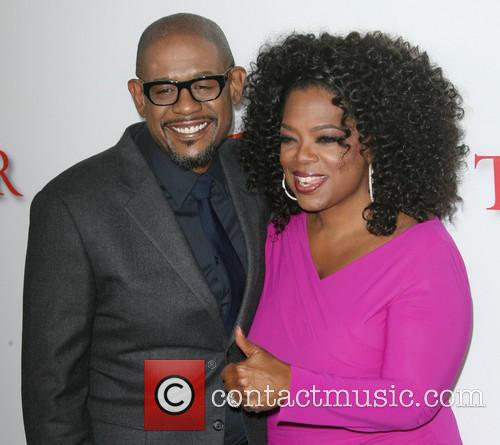 Forest Whitaker and Oprah Winfrey 5