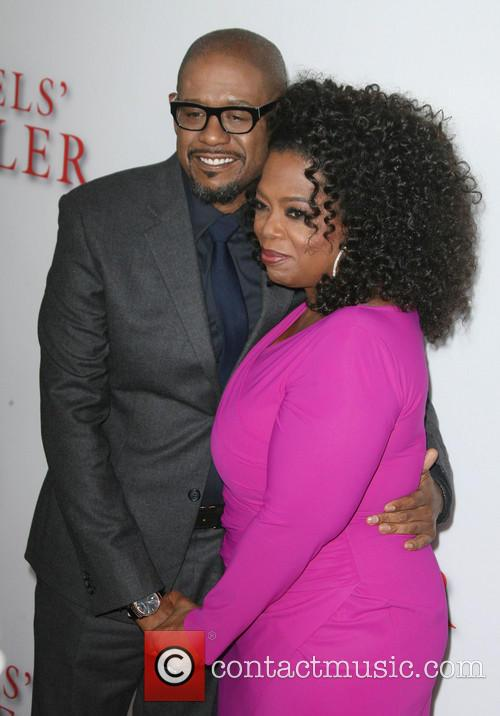 Forest Whitaker and Oprah Winfrey 6