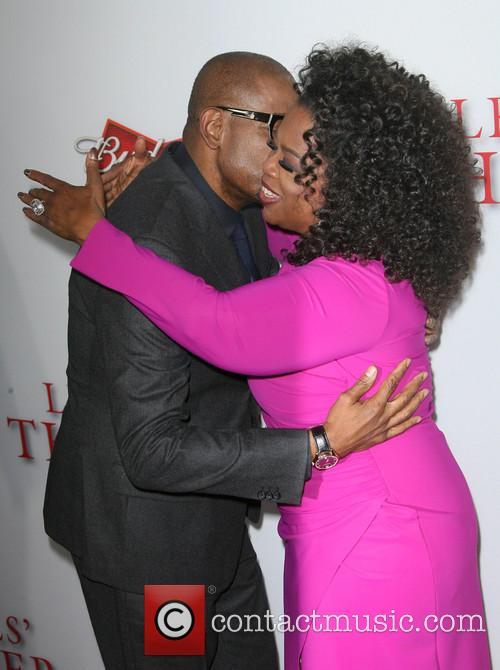 Forest Whitaker and Oprah Winfrey 7