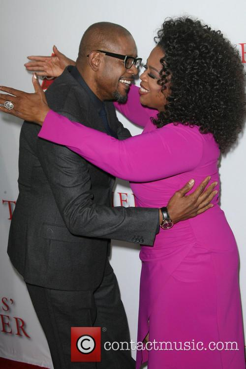 Forest Whitaker and Oprah Winfrey 8