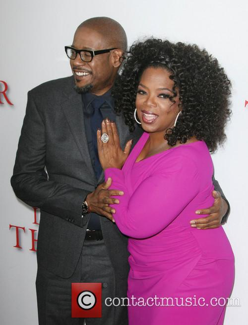 Forest Whitaker and Oprah Winfrey 10