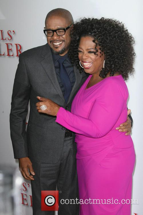 Forest Whitaker and Oprah Winfrey 11