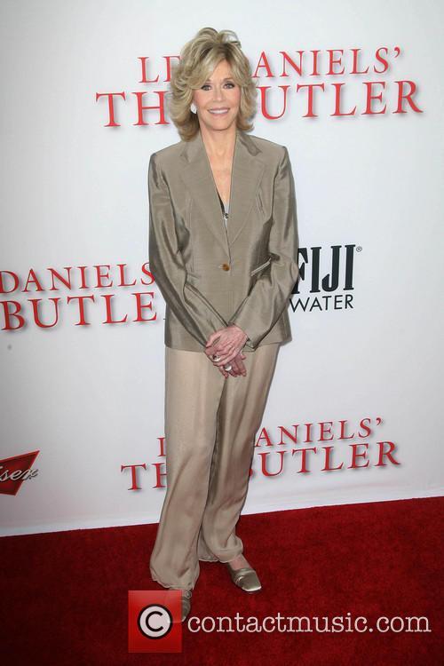 Jane Fonda, LA Live Regal Cinemas
