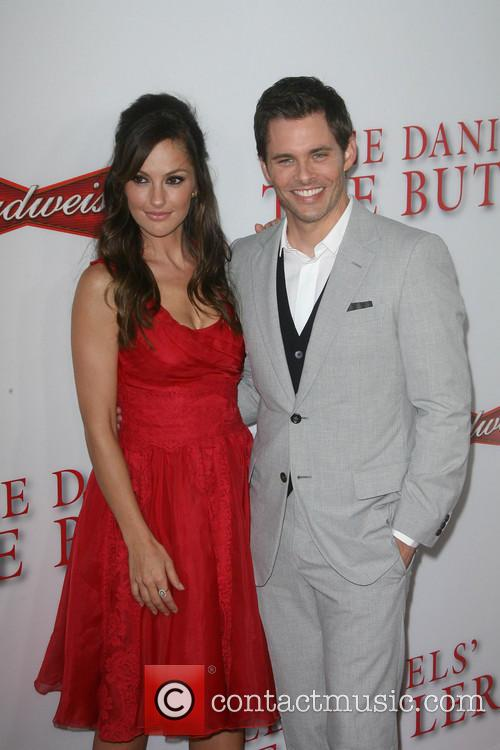 Minka Kelly and James Marsden 5