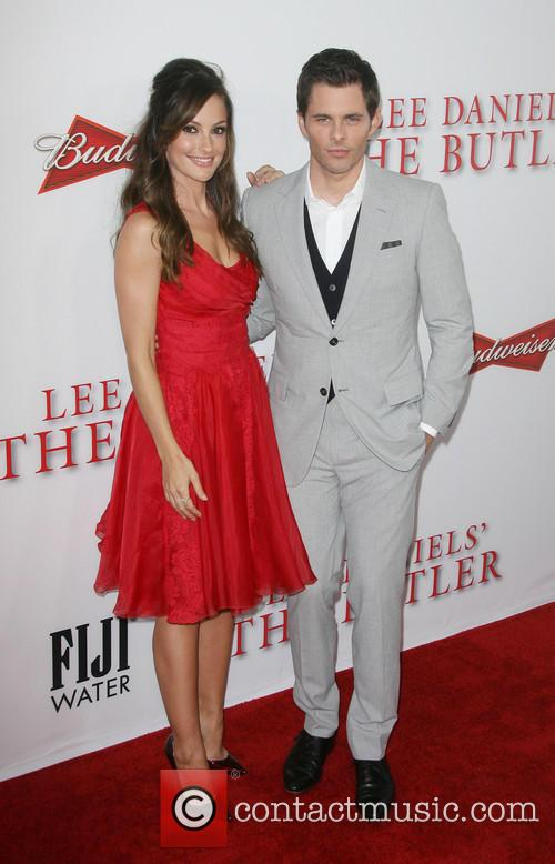 Minka Kelly and James Marsden