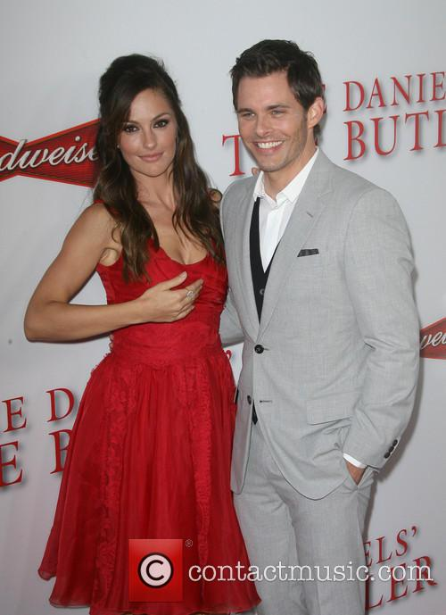 Minka Kelly and James Marsden 10