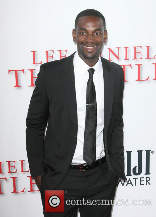 Lee Daniels, Mo McRae, LA Live Regal Cinemas