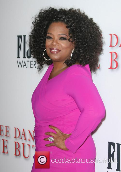 Oprah Winfrey, LA Live Regal Cinemas