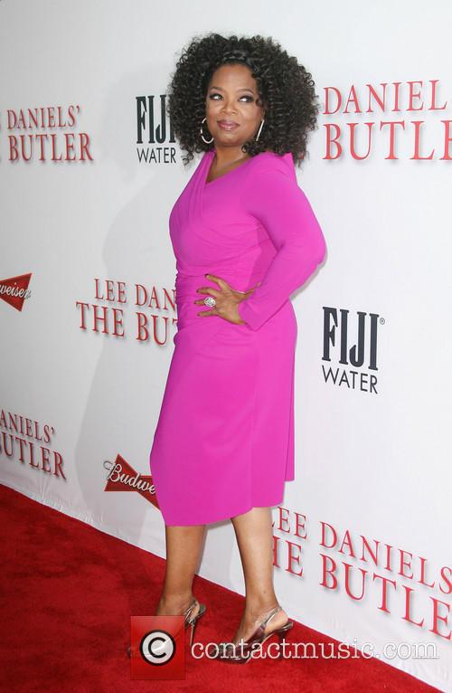 Oprah Winfrey 24