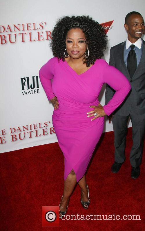 Oprah Winfrey 25