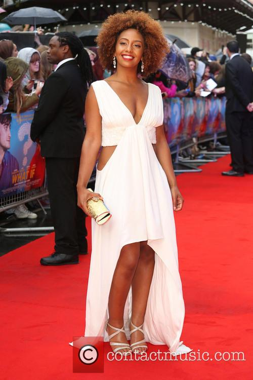 What If' - UK film premiere