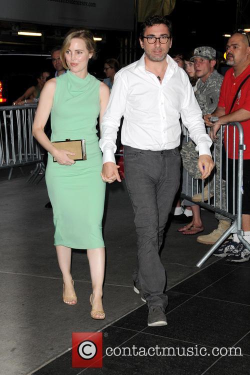 Jean-david Blanc and Melissa George 1
