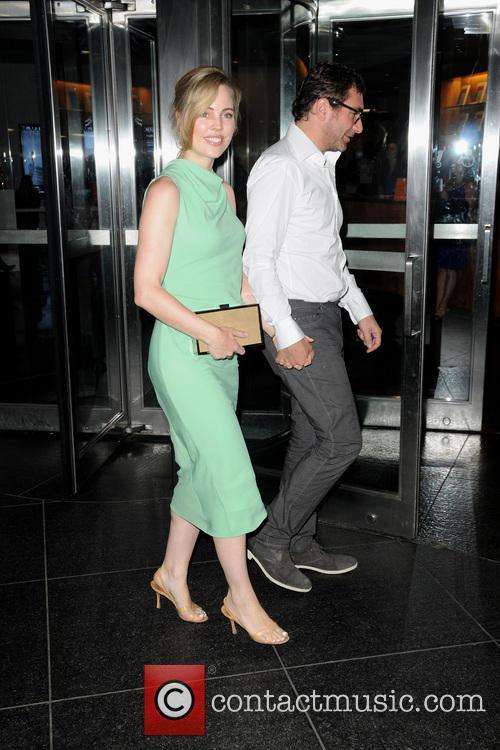 Jean-david Blanc and Melissa George 2