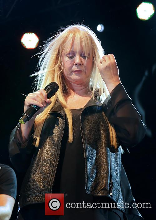 Cindy Wilson and The B-52's