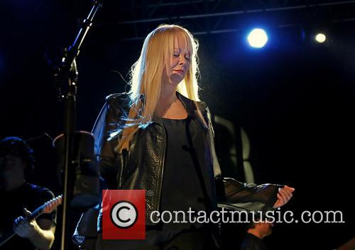 Cindy Wilson and The B-52's 7