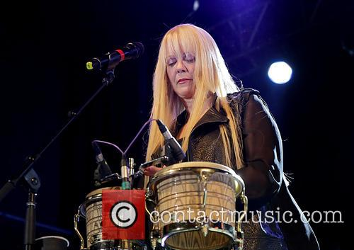 Cindy Wilson and The B-52's 8
