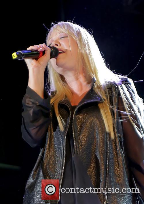 Cindy Wilson and The B-52's 9