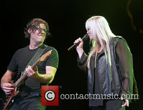 Cindy Wilson and The B-52's 10