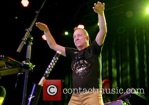 Fred Schneider and The B-52's 2