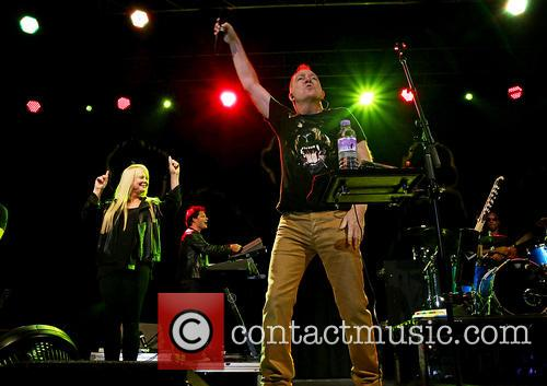 Fred Schneider and The B-52's 4