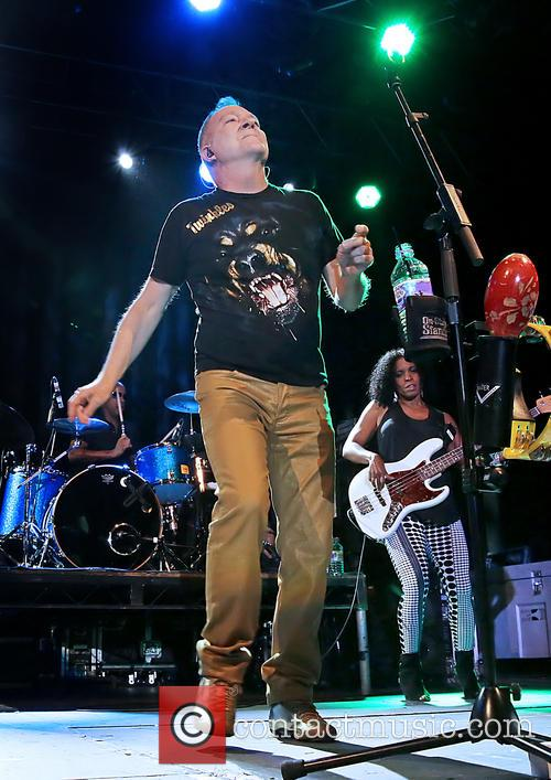 Fred Schneider and The B-52's 5