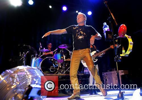 Fred Schneider and The B-52's 7