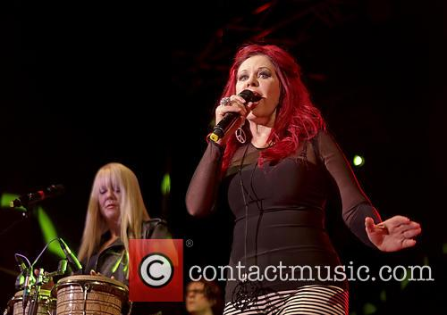 Kate Pierson and The B-52's 2