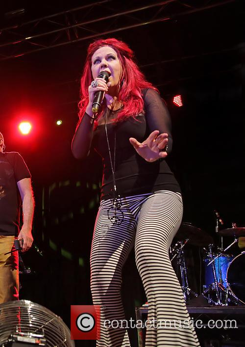 Kate Pierson and The B-52's 1