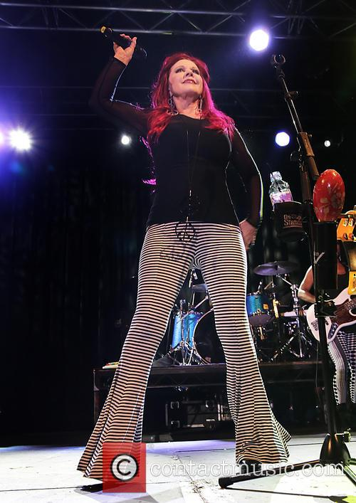 Kate Pierson and The B-52's 4
