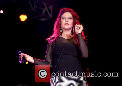 Kate Pierson and The B-52's 9