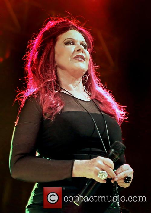 Kate Pierson and The B-52's 10