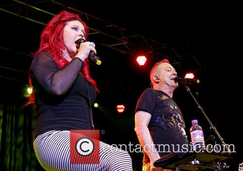 Kate Pierson and The B-52's 11