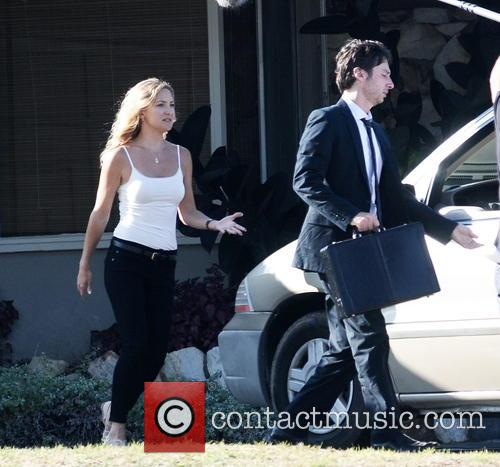 Kate Hudson and Zac Braff 5