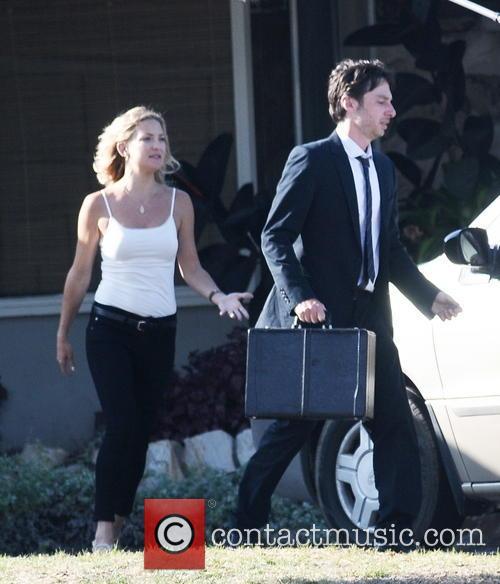 Kate Hudson and Zac Braff 8