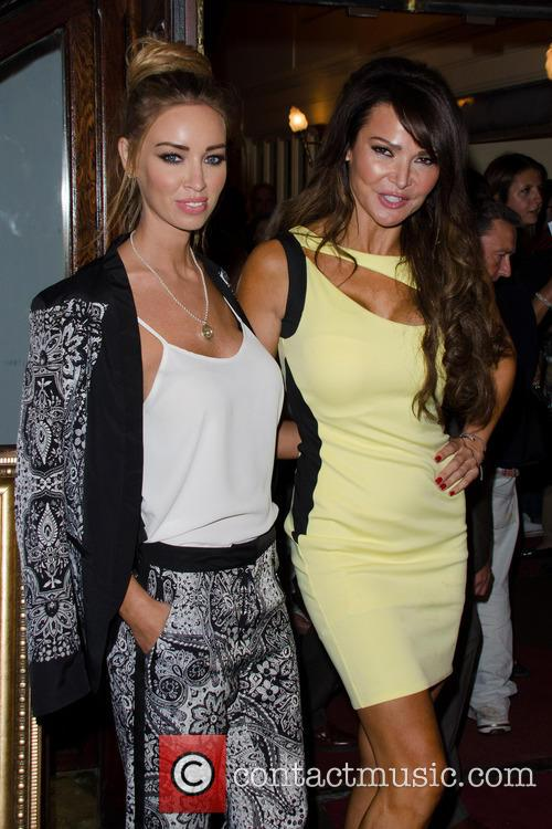 Lauren Pope and Lizzie Cundy 8