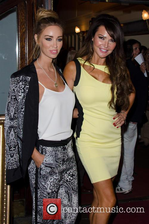 Lauren Pope and Lizzie Cundy 9