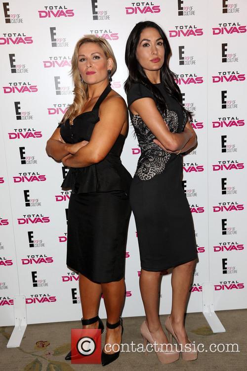 Natalya and Brie Bella 4