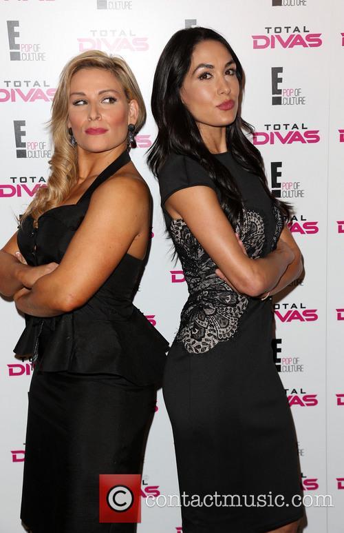 Natalya and Brie Bella 5